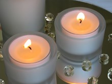 Tealight & Votive Candles