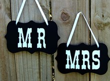 Signs and Bunting