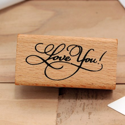 Fancy 'Love You' Stamp Fancy-'Love-You'-Stamp
