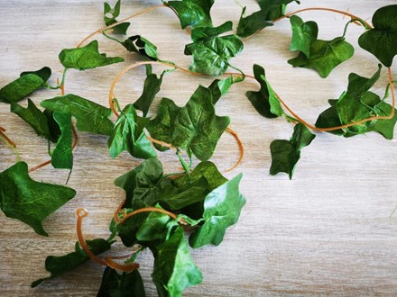 Hire - Ivy Garland 2m Hire-ivygarland
