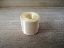 Ivory Satin Car Ribbon - 7mtrs 10116