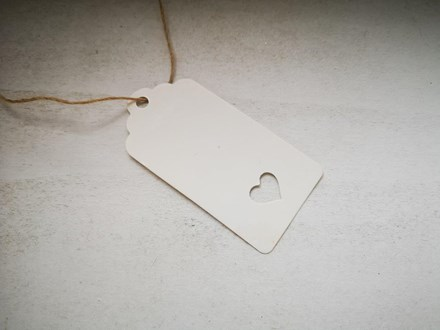 White Heart Punched Tags 50pcs White-Heart-Punched-Tags-50pcs