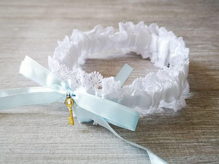Baby Blue and White Garter Baby-Blue-and-White-Garter