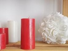 Red Pillar Candle Large Red-Pillar-Candle-Large