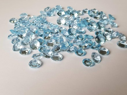 Baby Blue Diamond Confetti 10mm Baby-Blue-Diamond-Confetti-10mm