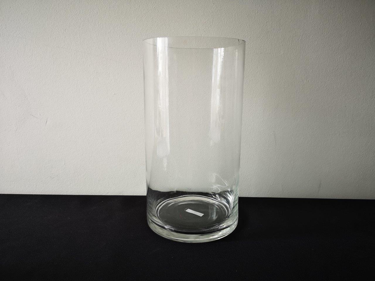 Glass Cylinder Vases 3 Sizes for hire