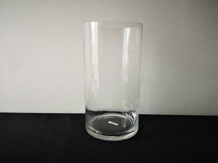Hire - 28cm Cylinder Vase Hire-28cmcylinder