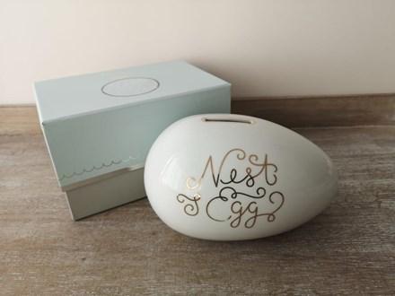 Just Married Nest Egg Bank JMN10