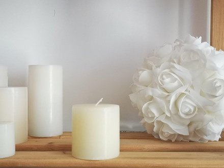 Ivory Pillar Candle Small Ivory-Pillar-Candle-Small