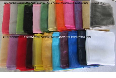 Hire - Organza Chair Sash Hire-17organzasash