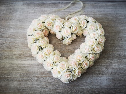 Large Ivory Rose Heart Wreath Large-Ivory-Rose-Heart-Wreath