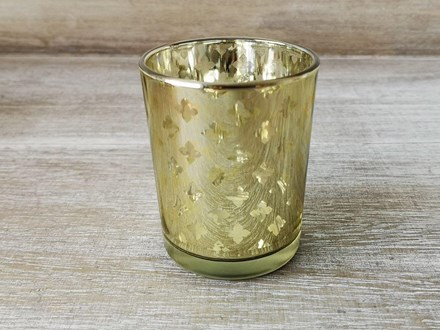 Gold Trellis Votive - Set of 4 Gold-Trellis-Votive---Set-of-4