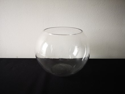 Hire - 20cm Fishbowls Hire-20cmfishbowl