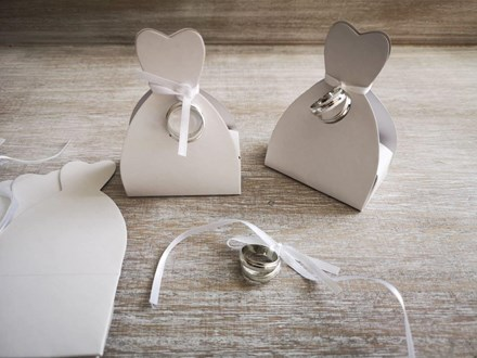 10p Favour Boxes Bride Favourboxbride