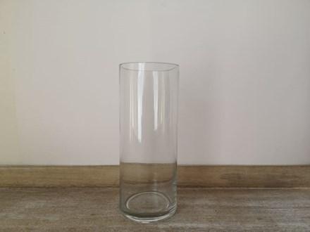 Cylinder Vase 25cm CV025