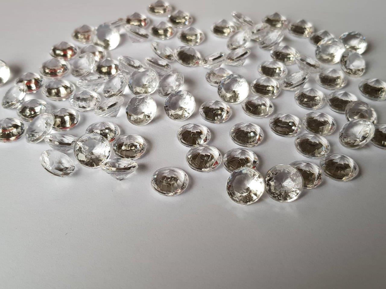 Clear Diamond Confetti 10mm Clear-Diamond-Confetti-10mm