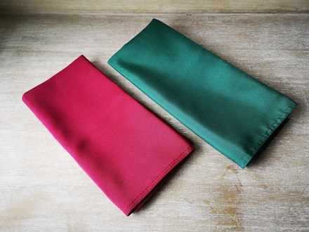 Hire - Polyester Napkins Hirenapkins