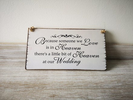 HIRE - Wedding Memory Sign HIRE-memorysign