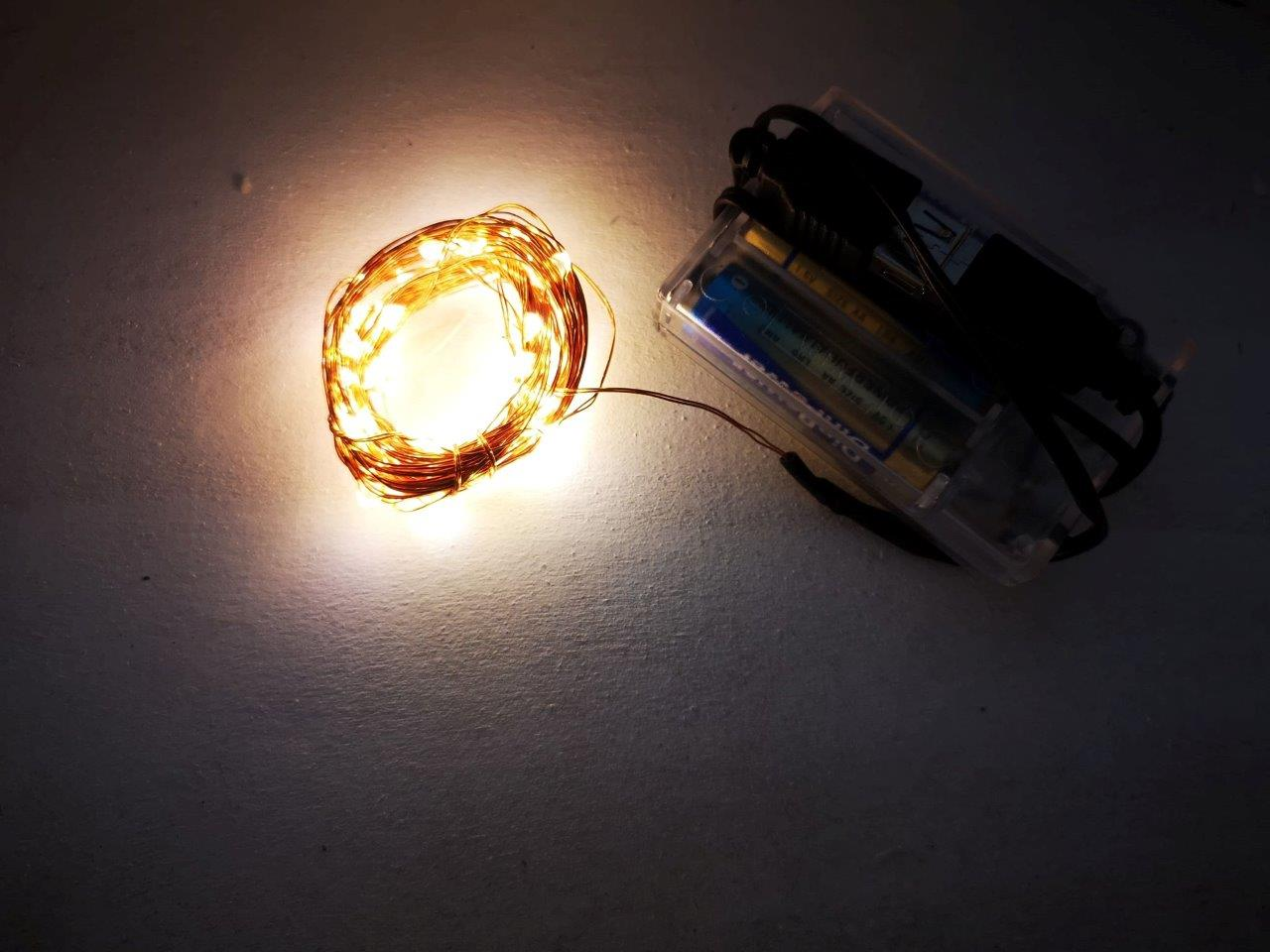 5m Seed Lights Warm White Copper Wire 5m-Seed-Lights-Warm-White-Copper-Wire
