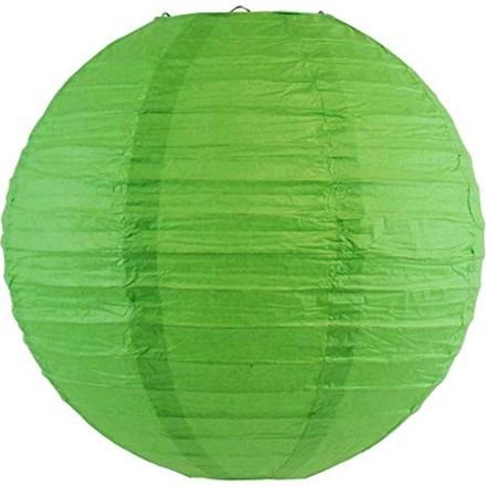 Green Paper Lantern - 30cm Green-Paper-Lantern-30cm