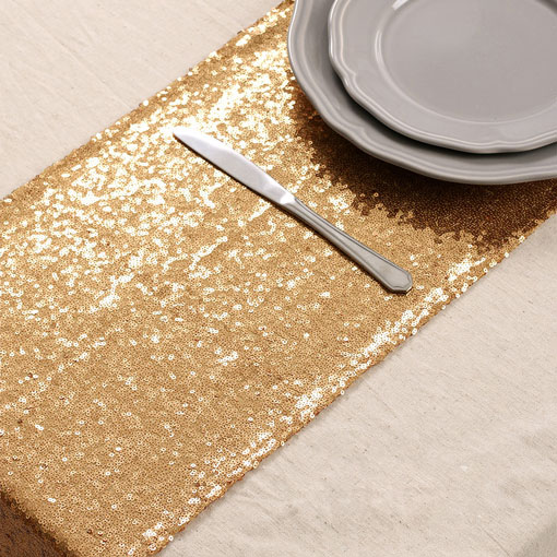 HIRE - Gold Sequin Table Runner HIRE---Gold-Sequin-Table-Runner