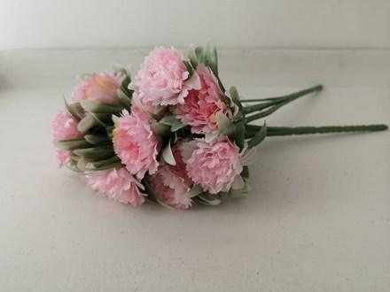 Pink Carnations 7 Head AF0387