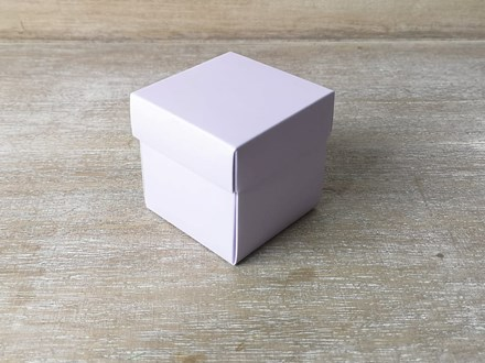 Purple Favour Box 10 pcs KA100