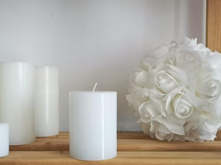 White Pillar Candle Medium White-Pillar-Candle-Medium