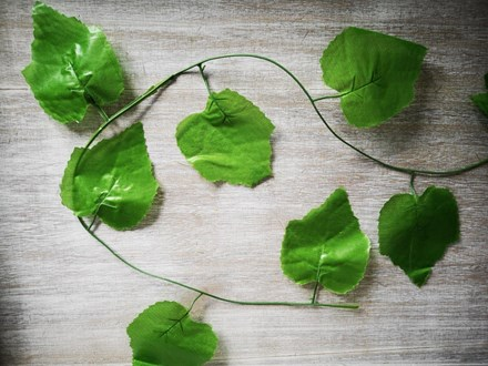 Large Leaf Ivy Garland Large-leaf-garland