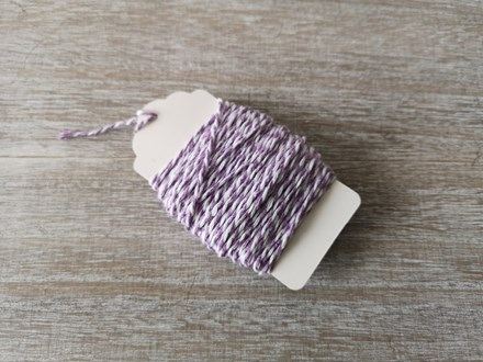 Purple Bakers Twine 20mtrs Purple-Bakers-Twine-20mtrs
