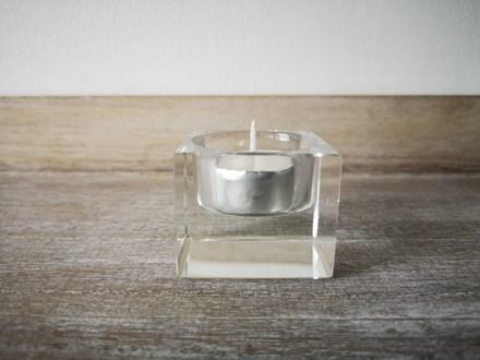 Crystal Tealight Holder Small Crystal-Tealight-Holder-Small