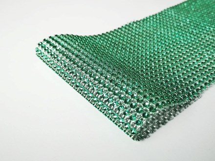 Green Diamond Look Wrap 1mtr Green-Diamond-Look-Wrap-1mtr
