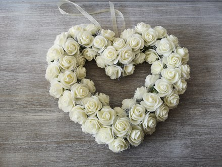 Large White Rose Heart Wreath Large-White-Rose-Heart-Wreath