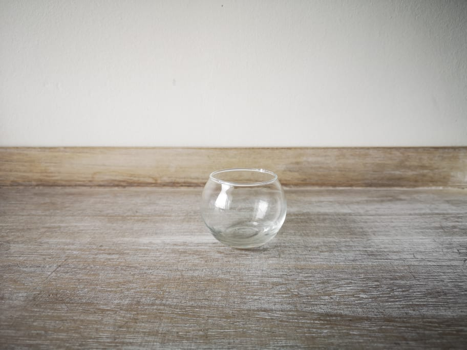 TeaLight Holder Fishbowl  6cm TeaLight-Holder-Fishbowl-6cm