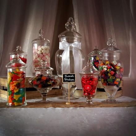 HIRE - Candy Buffet - 12 pce HIRE---Candy-Buffet---12-pce