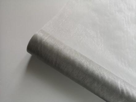 Silver Organza Wrap 9mtr Silver-Organza-Wrap-9mtr