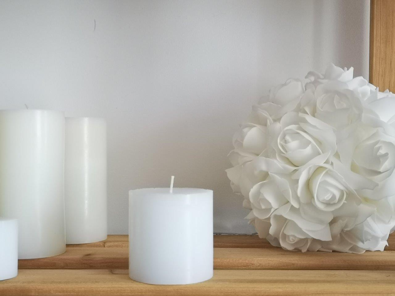 White Pillar Candle Small White-Pillar-Candle-Small
