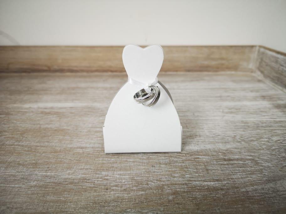 Bride Favour Boxes 10P bridefavourbox