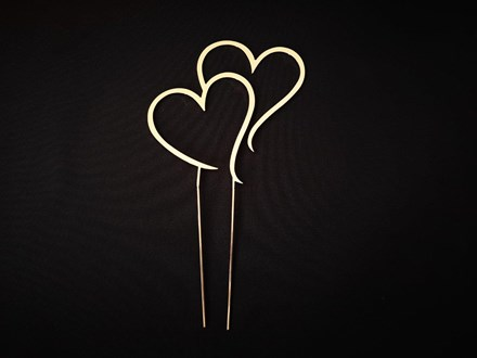 Large Gold Heart Cake Topper large-Gold-Heart-Cake-Topper