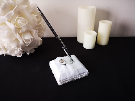 Wedding Pen set with Hearts Wedding-Pen-set-with-Hearts