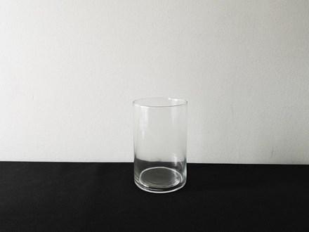 Hire - 15cm Cylinder Vase Hire 15cm