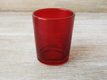 Red Candle Holder Red-Candle-Holder