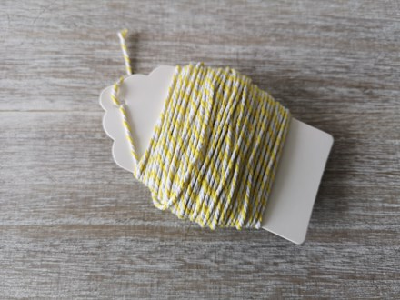 Yellow Bakers Twine 20mtrs Yellow-Bakers-Twine-20mtrs