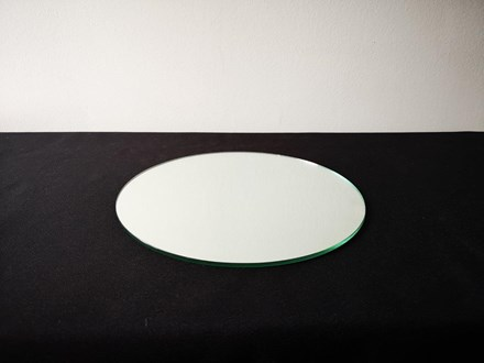 Hire - 25cm Mirror Base Hire-25cmmirrors