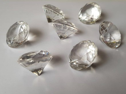Diamond Table Scatters Clear 30mm x 10pcs Diamond-Table-Scatters-Clear-30mm-x-10pcs