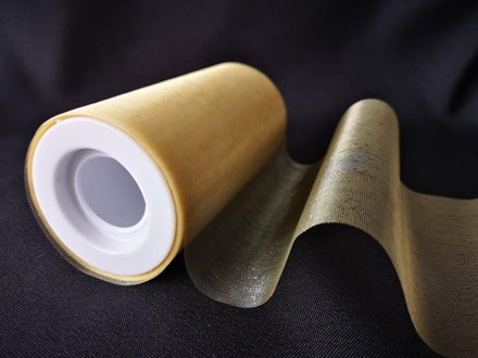 Gold Organza 12cm x 22m Gold-Organza-12cm-x-22m