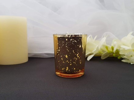 Gold Mercury Candle Holders 4pc Gold-Mercury-Candle-Holders-4pc