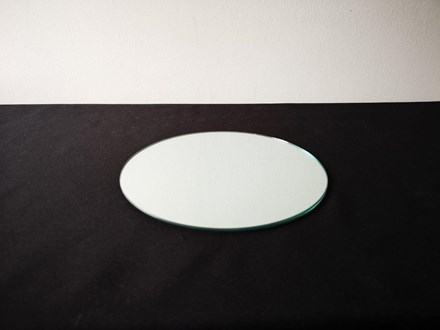 Hire - 20cm Mirror Base Hire -20cmmirror