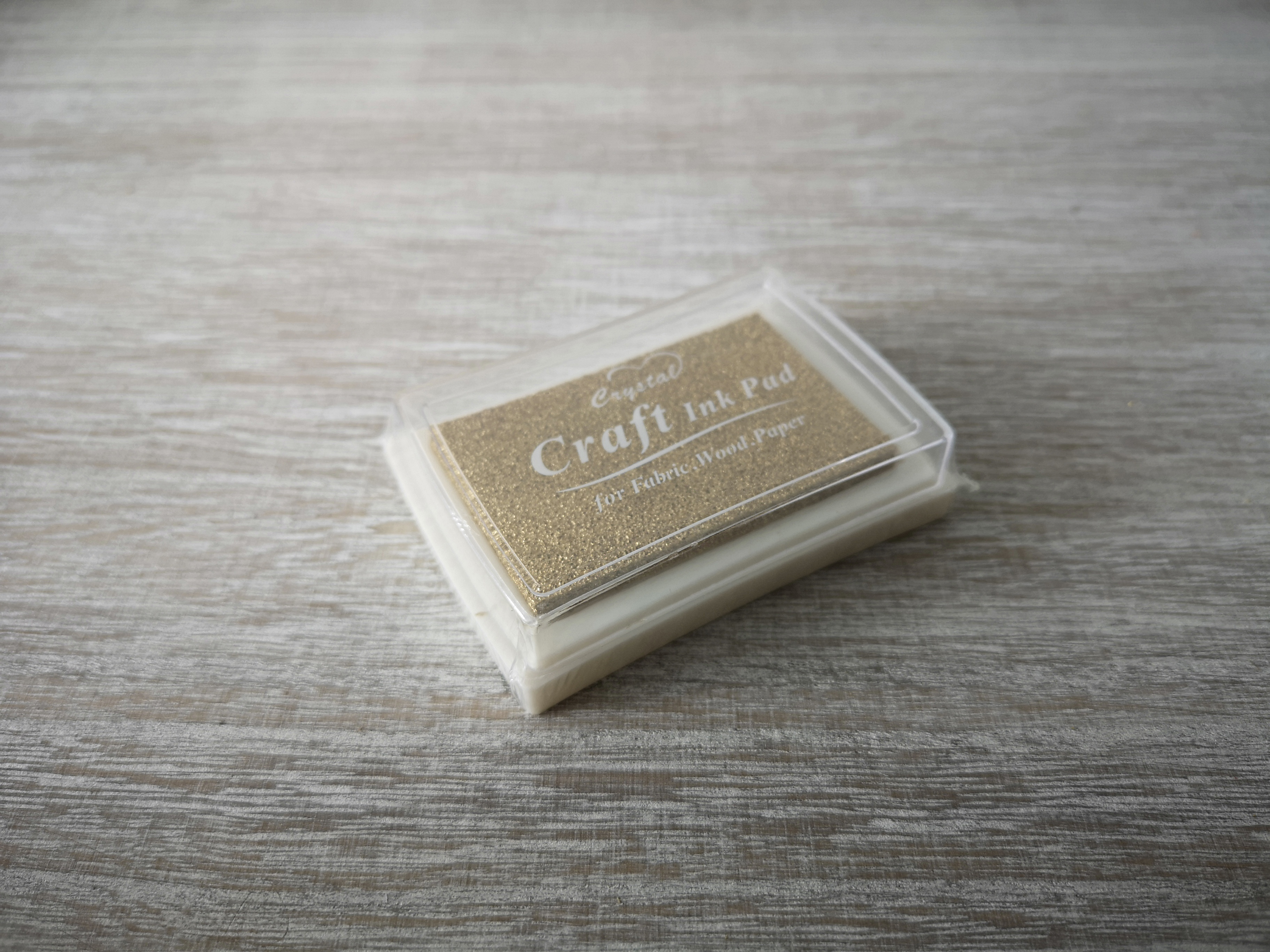 Gold Craft Ink Pad Gold-Craft-Ink-Pad