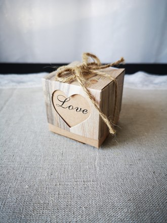 5 Pack 'Love' Favour Box 5-Pack-'Love'-Favour-Box